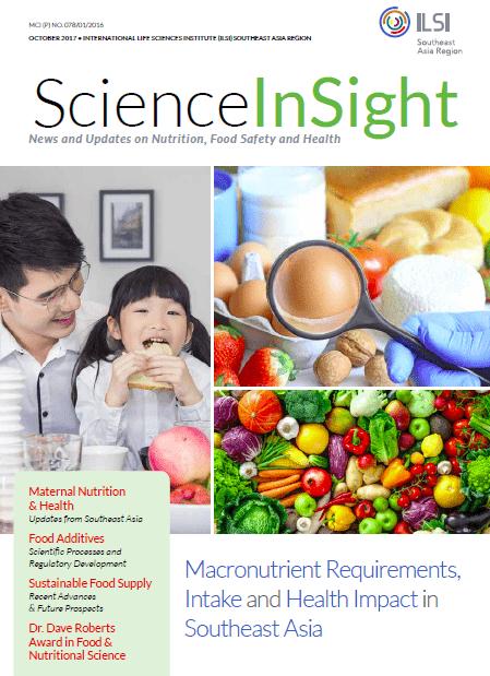 ILSI SEA Region Science Insight April 2017