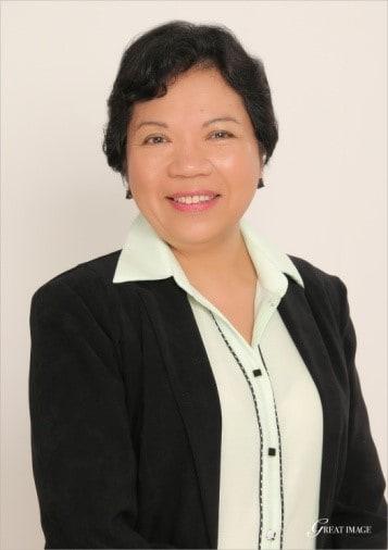 Dr Cecilia Acuin