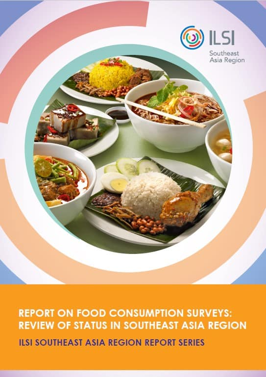 ILSI SEA Region Report on Food Consumption Surveys: Review of Status in the ASEAN Region