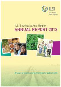ILSI SEA Region Annual Report 2013