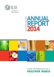 ILSI SEA Region Annual Report 2014