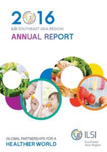 ILSI SEA Region Annual Report 2016