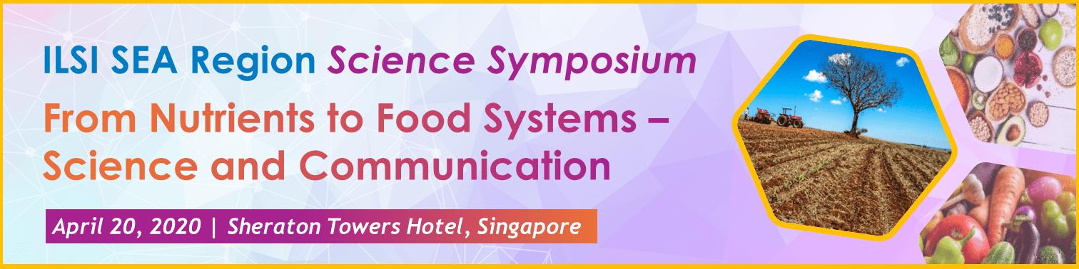 E-banner - Science Symposium 2020